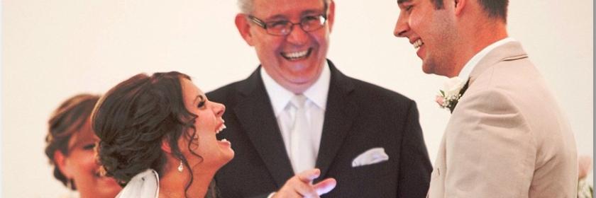 Michael Dearruda Florida Wedding Officiant Website Of Michael